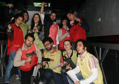 laser tag madrid multiaventura park cumpleaños colegios empresas