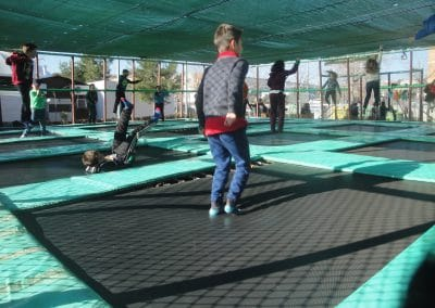 camas elasticas parque europa cumpleaños colegios