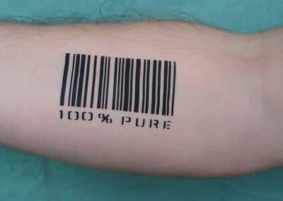 Tatuajes Temporales Parque Europa